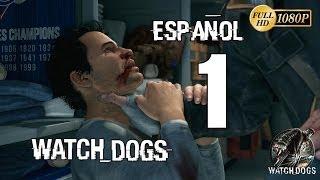 Watch Dogs Español Parte 1 Prologo Misión 1 Walkthrough Gameplay Guia En Español XboxOne/PS4/PC