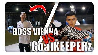 GoalKEEPERz (Karol) vs BOSS VIENNA 😦😂 | BOSS VIENNA
