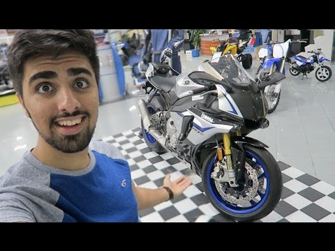 SUPER BIKE SHOPPING !!!