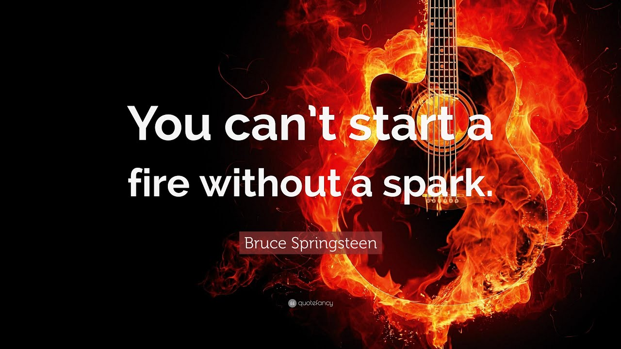 TOP 20 Bruce Springsteen Quotes