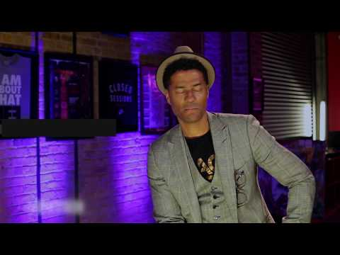Eric Benét - Maurice White and Earth, Wind, & Fire Studio Session Fueled Me (247HH Exclusive)