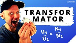 Was ist ein Transformator?  Physik für Mediziner  Physik Grundlagen