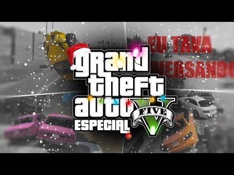 O INÍCIO - ESPECIAL GTA V pt. 1