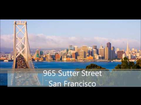 Guided Tour San Francisco Property : Fully Furnished Short-term Rental Condo in  Lower Nob Hill