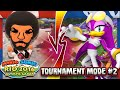 Mario & Sonic at the Rio 2016 Olympic Games - Wii U - Tournament Mode Part 2 VS Wave the Swallow