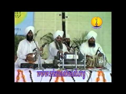 AGSS 1997 : Raag Parbhati Bibhass Partaal - Bhai Sarbjit Singh ji Rangeela Durg