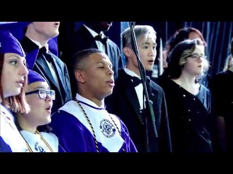 Long Reach HS 2016 Graduation