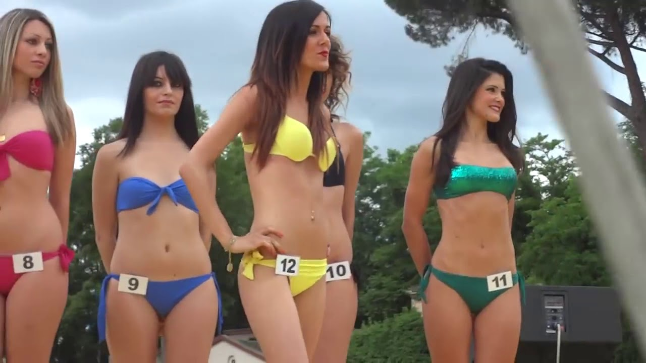 Bikini Competition Q&A - YouTube