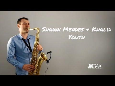 Shawn Mendes ft Khalid - Youth Saxophone Cover by JK Sax Juozas Kuraitis