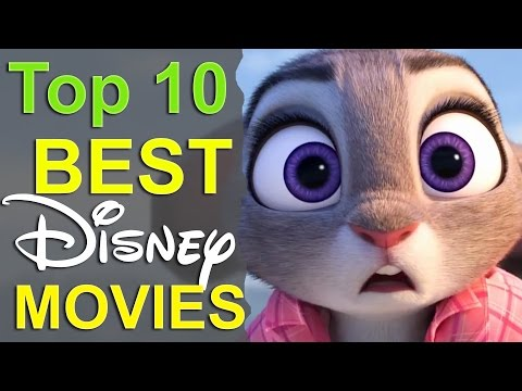 Top 10 Best Disney Movies