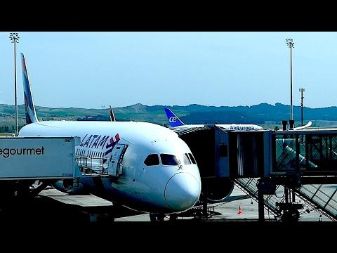 TRIPREPORT | LATAM Airlines Boeing 787-9 Dreamliner | Economy Class | MAD-FRA