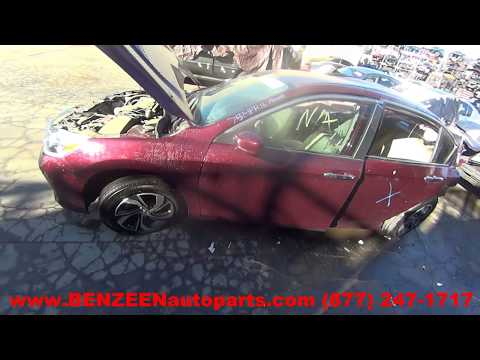 2016 Honda Accord Parts For Sale - 1 Year Warranty