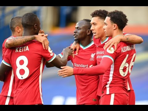 Chelsea vrs Liverpool 0-2 All goals and highlights, 20/09 ...