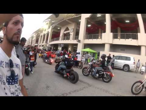 Ride To The Bahrain Bike Show