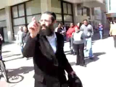 "How rabbinic Jews ""the Pharisees"" treat believers in Yeshua"