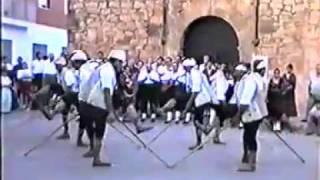 Danza de los garrotes (Ossa de Montiel)