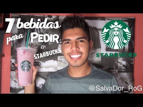 7 Bebidas que deben probar en Starbucks