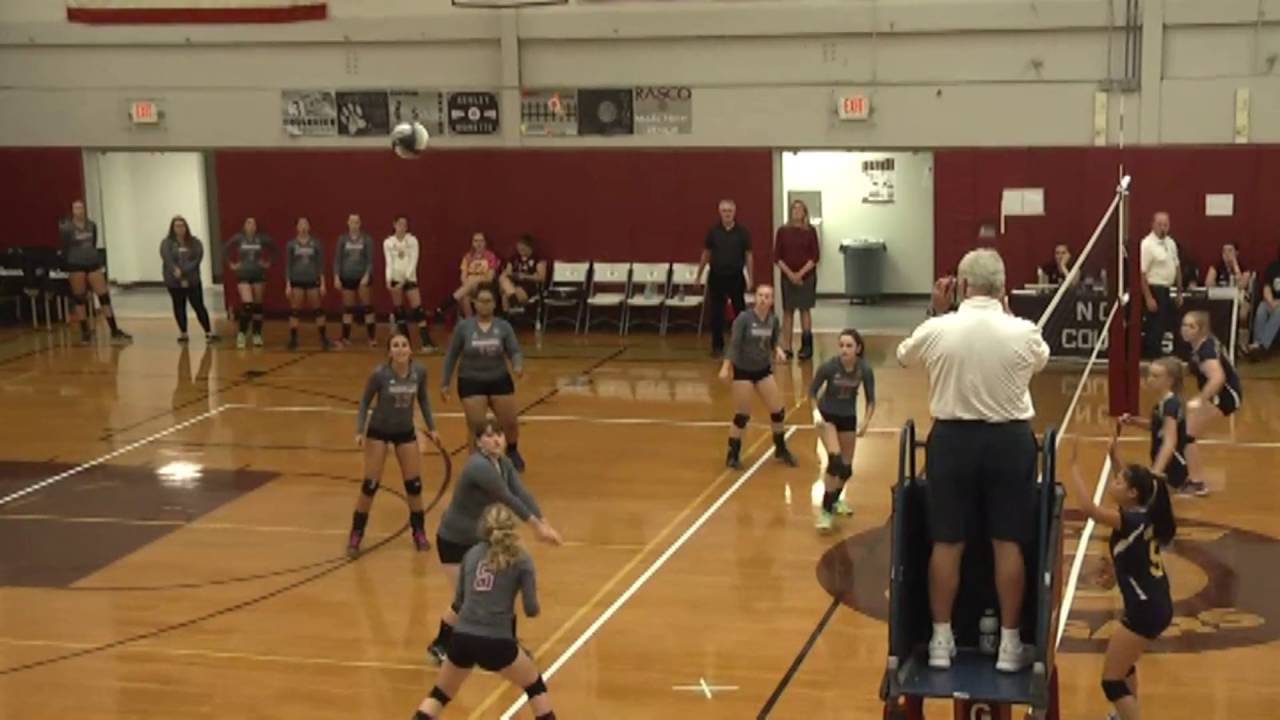 NCCS  - Lake Placid Volleyball  10-6-16