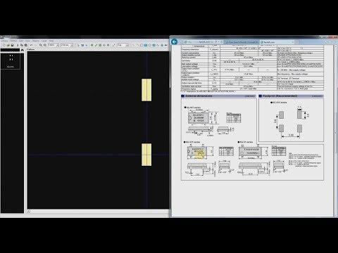 DipTrace custom component design