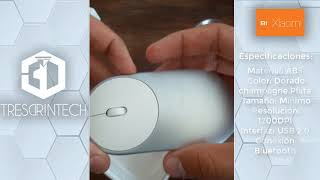 unboxing mouse xiaomi