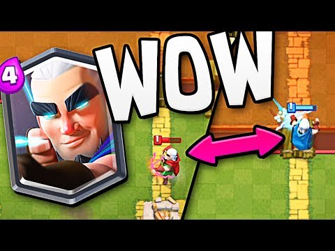MAGIC ARCHER IN GAME!? Clash Royale with MOLT