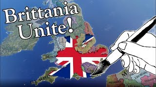 Uniting Britannia in Imperator Rome! (But You're a Tribe And Can't Spell)