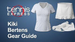 Kiki Bertens Gear Guide for Wimbledon | Tennis Express