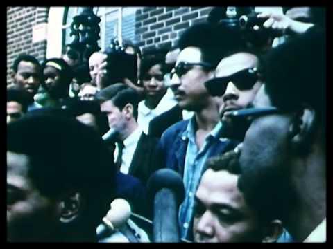 H. Rap Brown arrested 1967