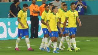 Brazil 2 Vs Colombia 2 - 09/06/2019 - Hard Rock Stadium - Miami Gardens, Fl