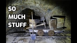Mine Shaft Full Of Historical Treasures - Part 2 (Don't Miss This)