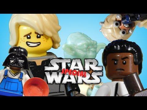 STAR WARS SPECIAL (magyar lego film) videó letöltése