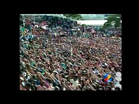 Romaria de Trindade espera 3 milhões de devotos
