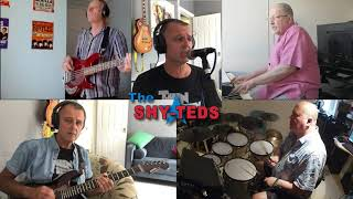 Shy Teds Lockdown Sessions - Everybody Wants To Rule The World