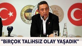 """Ali Koç: """"Güneş Açması İçin Ersun Yanal Burada"""""""