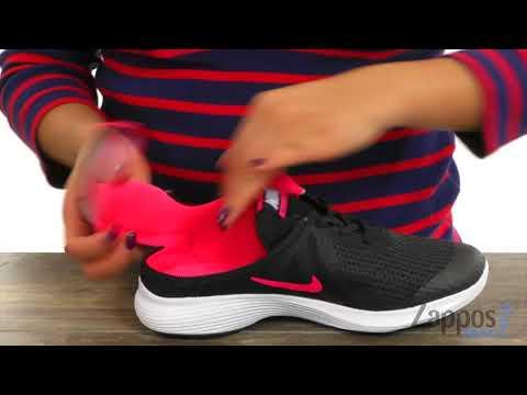 Nike Kids Revolution 4 Flyease Wide