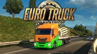Sieht der Opa bunte Farben, muss die Oma für ihn Fahren [Euro Truck Simulator 2]