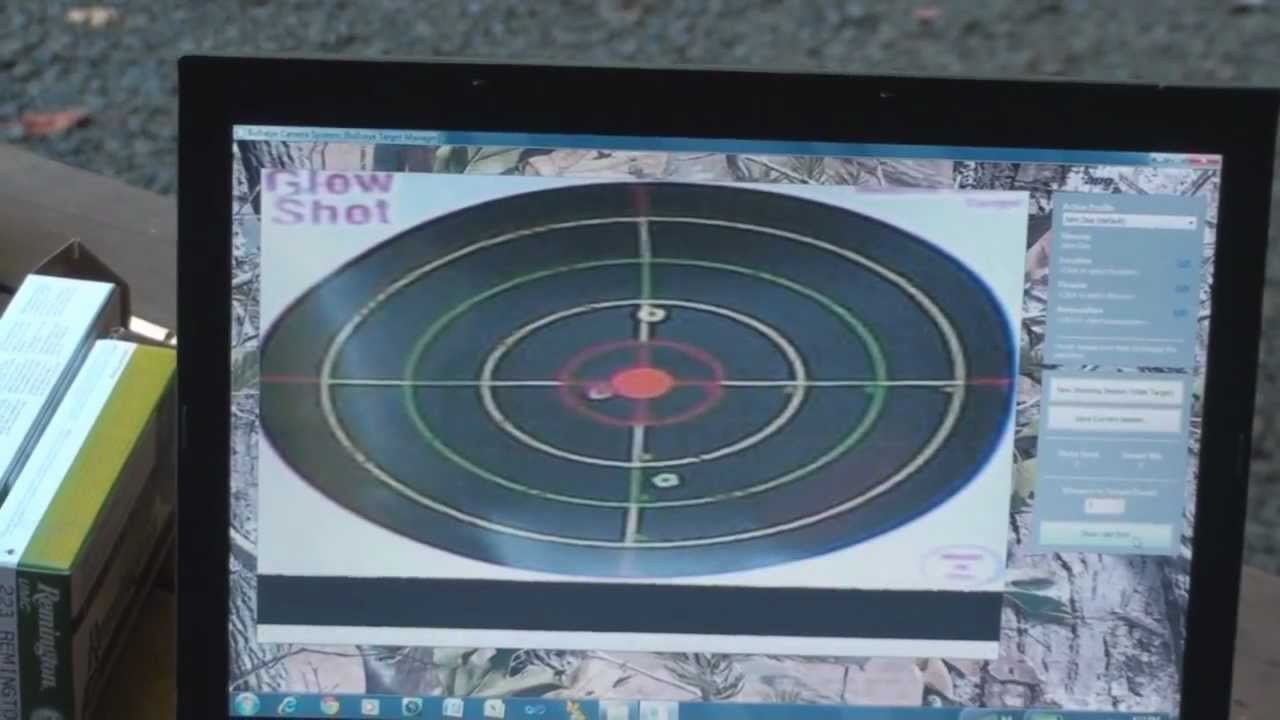 Bullseye Camera Systems Target Camera Youtube