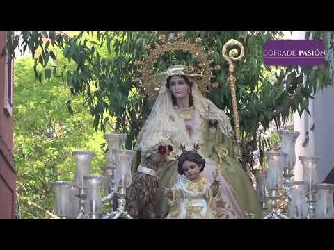 Procesión de la Madre del Buen Pastor de Cádiz 2019