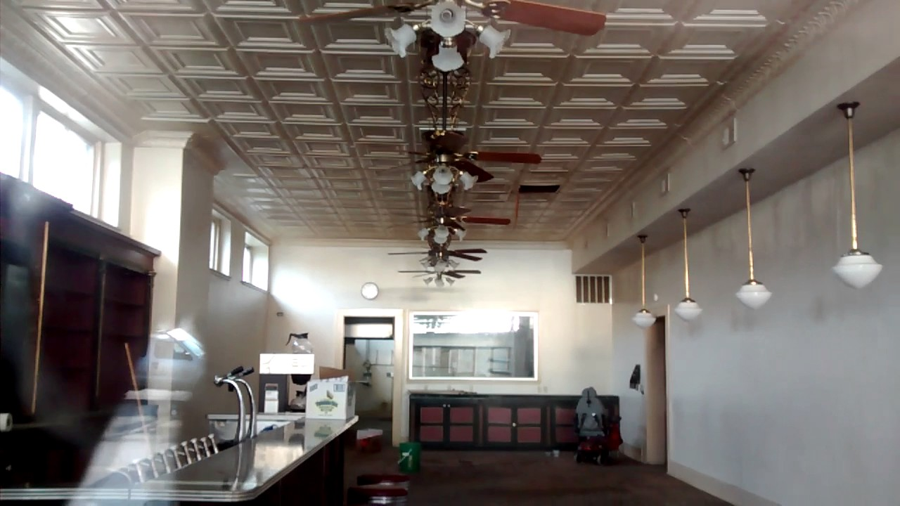Casablanca new orleans ceiling fans in an abandoned restaurant youtube casablanca new orleans ceiling fans in an abandoned restaurant aloadofball Choice Image