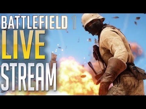 Live On Battlefield 1