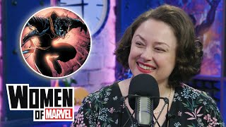 Etiquette Expert Teresa McElroy Chooses Nightcrawler to Babysit Her Kids! | Women of Marvel