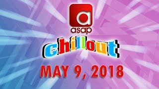 ASAP Chillout BTS May 9 2018