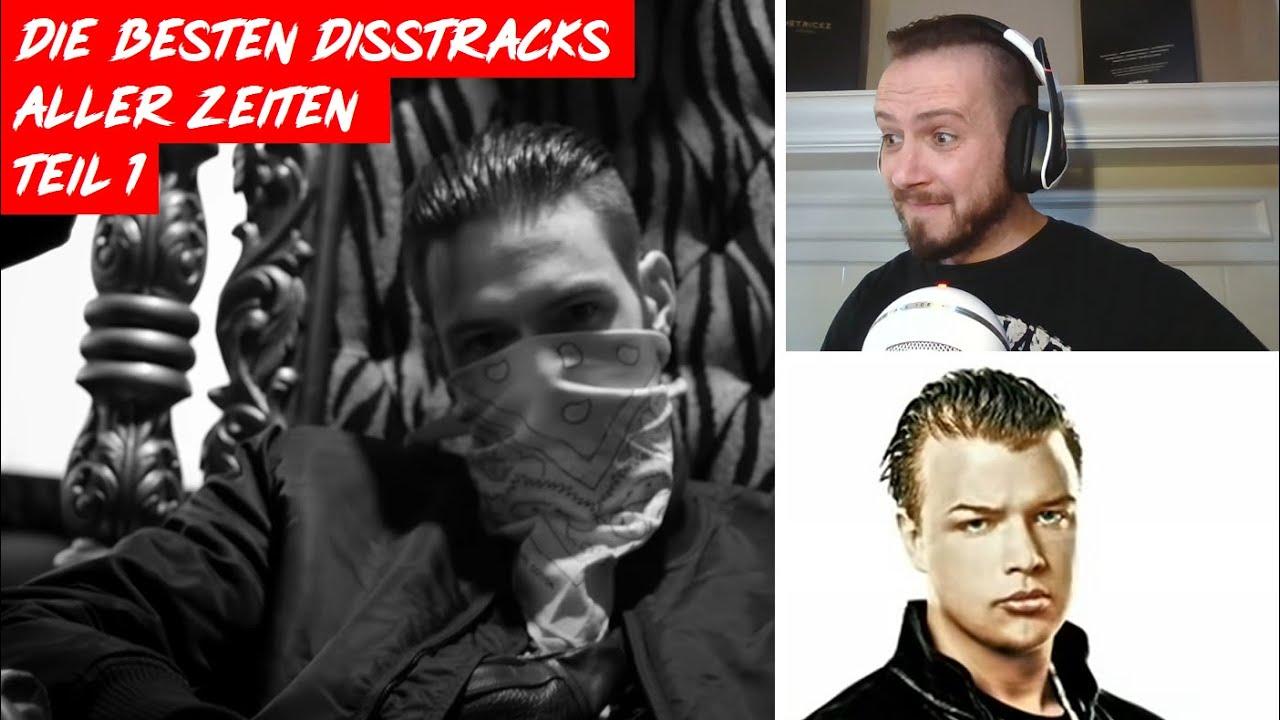 Download Die besten Deutschrap Disstracks aller Zeiten ❌ Teil 1 ❌ Beef-History und Nostalgie pur ► Reaction ◄