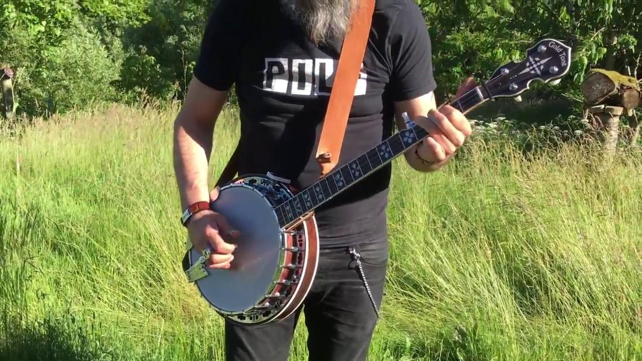 how to make banjo at home