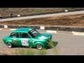 Corsa dell'Etna 2010 - Leonardo Grimaldi su Fiat 128