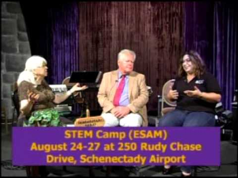 "ESAM on the ""Schenectady Today"" Show - August 11, 2015"