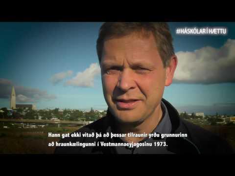 Háskólar í hættu - Magnús Tumi Guðmundsson