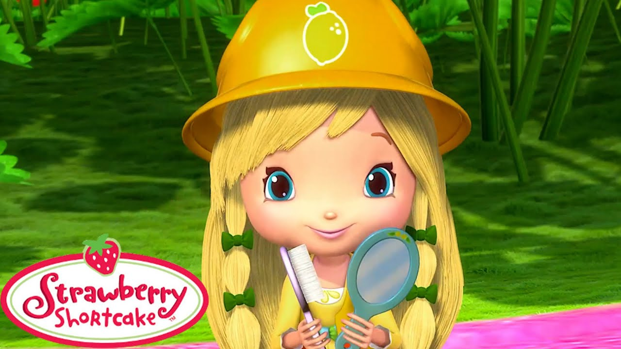 Download Building a new House!!   Strawberry Shortcake 🍓   Cartoons for Kids