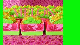 New Look Melon Soap