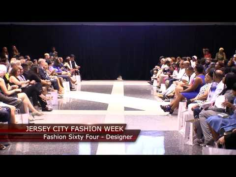 Jersey City Fashion Week 2014 - Fashion Sixty4 Collections